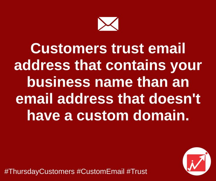 How To Get Email Address With Domain Name Gmail