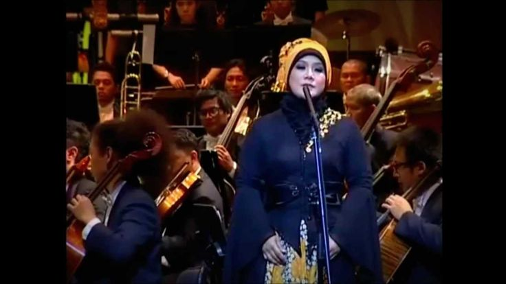 Twilite Orchestra & Aning Katamsi: Rangkaian melati (Bratislava, Slovakia)