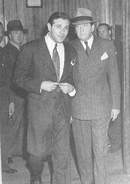 "As a teenager, Siegel met and formed an alliance with future Syndicate leader Meyer Lansky. Known as the Bugs and Meyer Mob, the gang operated out of Manhattan's Lower East Side. Working mainly in bootlegging, Siegel and Lansky's gang eventually folded into the Syndicate, a loosely bound organization that unified mobsters from various national gangs. A separate ""enforcement"" branch of the Syndicate was created simply for carrying out murders. Siegel was one of the founding members"
