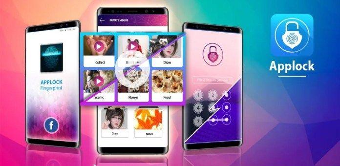 Applock – Fingerprint Password & Gallery Vault Pro v2 1 Full