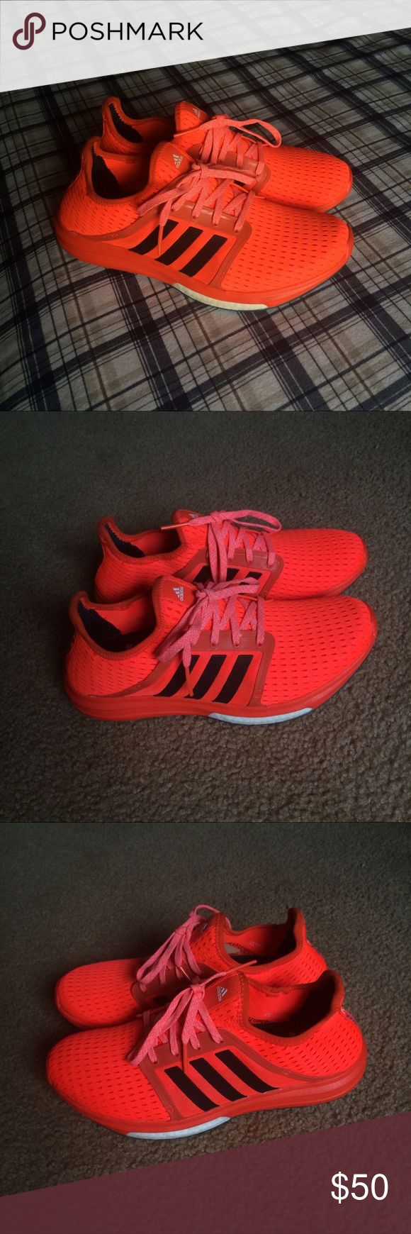 Adidas Cc Sonic Boost Used once. Received as a gift. No box included. Good as new. adidas Shoes Athletic Shoes