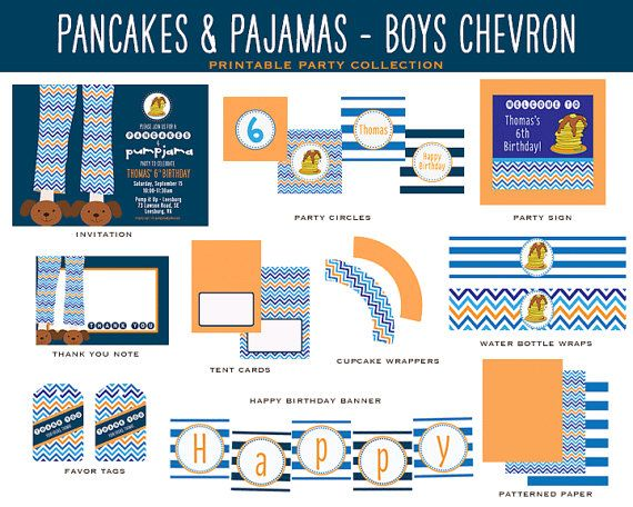 84 best pancakes and pajamas birthday party images on pinterest pancakes pajamas boys birthday party navy and by libbylanepress filmwisefo Gallery