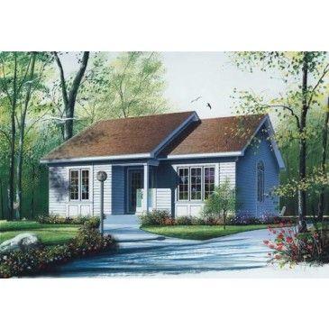 11 besten Garage/cottage Bilder auf Pinterest   Hauspläne ...