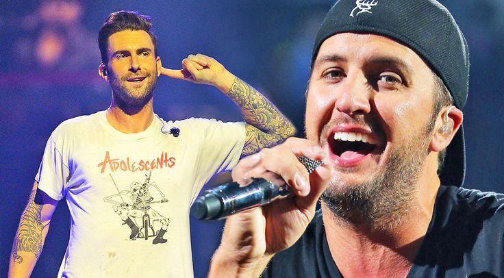 Country Music Lyrics - Quotes - Songs Thomas rhett - Luke Bryan Rocks Maroon 5's 'Sugar' With Fellow Country Singers, And It's Amazing! - Youtube Music Videos http://countryrebel.com/blogs/videos/49752771-luke-bryan-rocks-maroon-5s-sugar-with-fellow-country-singers-and-its-amazing