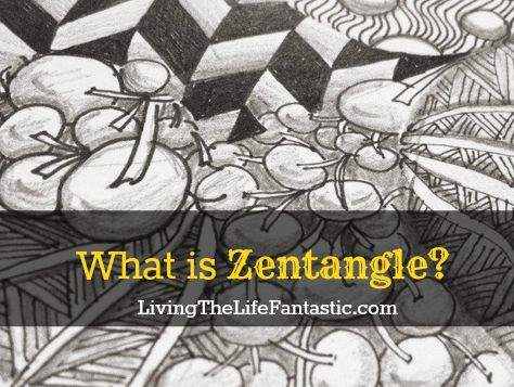 What is a #Zentangle/Zendoodle? Did you know there are actually benefits to it? Find out answers to lots of Zentangle FAQs.