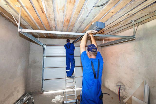 What Do You Need To Know Before Garage Spring Replacement Garage Door Motor Automatic Garage Door Garage Door Springs