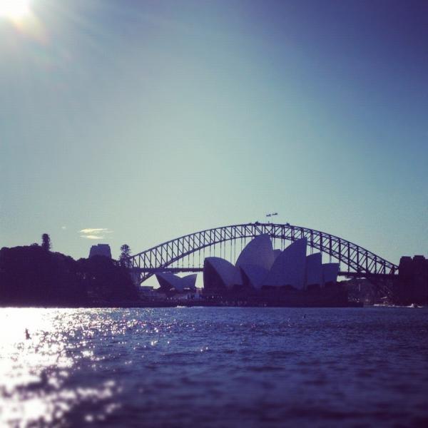 Sydney July 2012