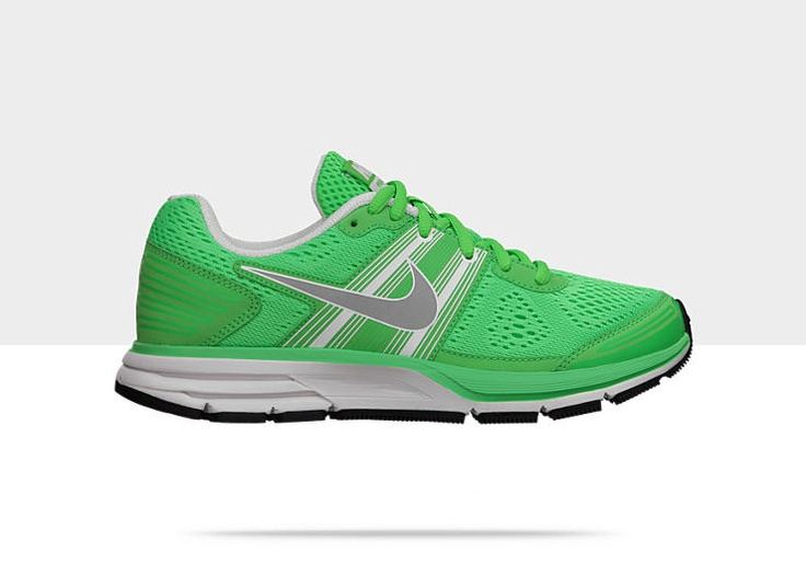 Nike Air+ Pegasus. Great running shoes for high arches. Must buy. $100