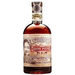 Don Papa 0,7l 40% - Alkohall.cz