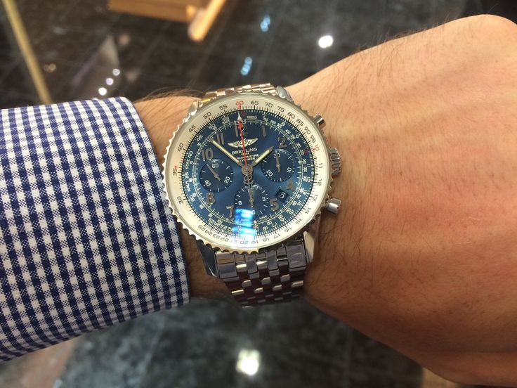 Breitling Navitimer 01 limited edition 2015 - 1.000 pieces