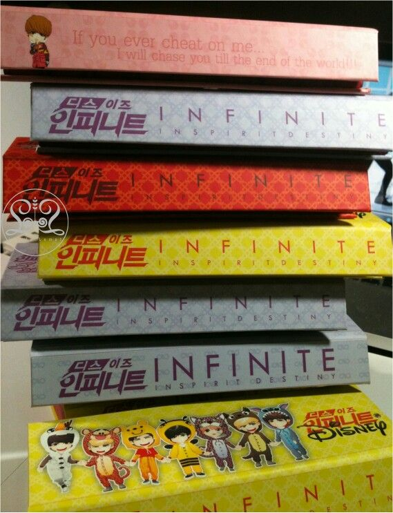 Pencil BOX INFINITE