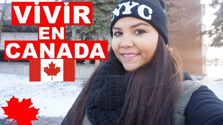 VIVIR EN CANADA! Costo de Vida (Ottawa) - EsYule❤