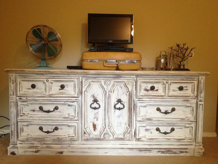 Redone dresser idea
