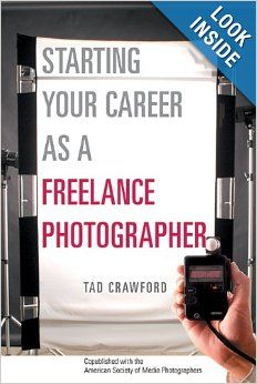 Starting Your Career as a Freelance Photographer #photographtalk #photographybooks