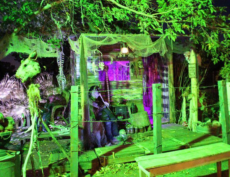 448 Best Swamp Voodoo Haunt Ideas Images On Pinterest