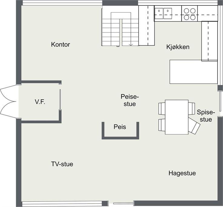 Velkommen til Brusetsvingen 20 - Et herlig hus med nærhet til fugleliv og en frodig hage, mye åpenhet og hele 96 vinduer. Denne helt spesielle boligen er delt inn i 3 ulike oppholdssoner, kontor og kjøkken. Går du en trapp ned har du soverom, bad og badstue. I tillegg til et uferdig svømmebasseng (koster ca. kr. 150.000,- å få det ferdigstilt). Går du opp ligger 3 soveromsværelser på rad, et ga...