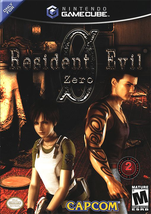 15th Anniversary: Resident Evil Zero by Capcom #gaming #games #gamer #videogame #video #game #gamers #Retrogame #retrogamer #retrogames #retrogaming
