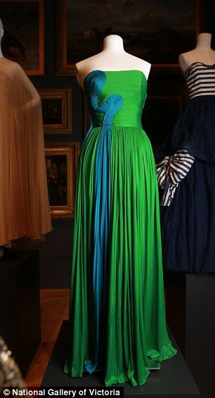 Coco Chanel to Christian Dior couture dresses dating back to 1800 go on display…