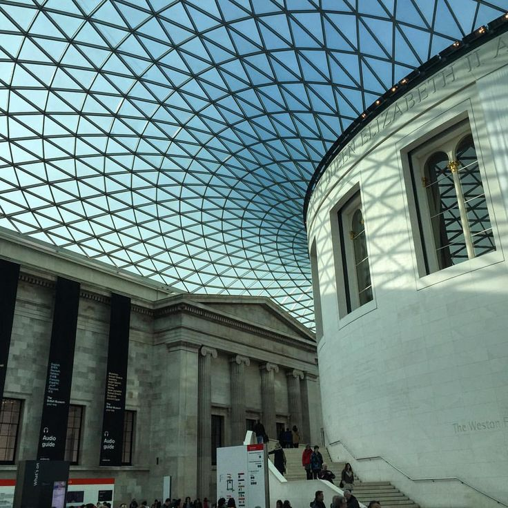 "162 Likes, 6 Comments - Sarah (@mrssarah_s) on Instagram: ""The British Museum #bloomsbury #london #londonlife #british #britishmuseum #bestoftheday…"""