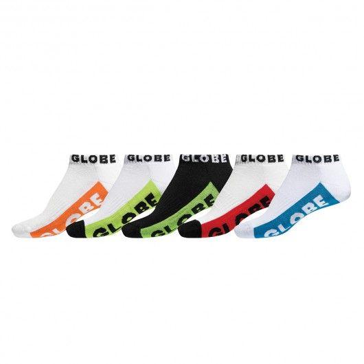 GLOBE Boys Multi Brights chaussettes basses 19,00 € #skate #skateboard #skateboarding #streetshop #skateshop @playskateshop