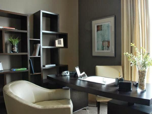 interior paint colors for home office | home decor | pinterest