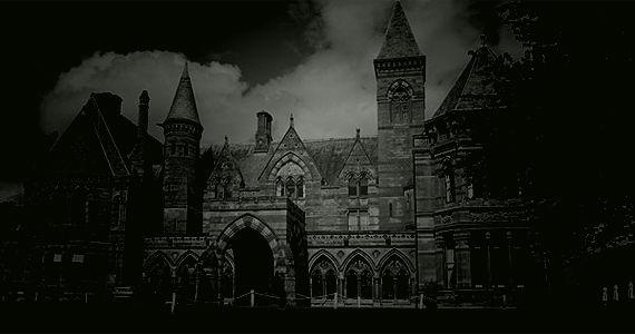Ettington Park Hotal - UKs Most Haunted Hotel