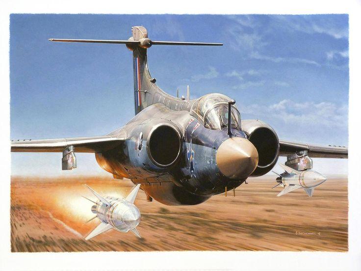 Blackburn Buccaneer S.50, 24 Sqn. SAAF (Daniel Bechennec)