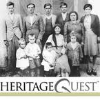 Heritage Quest includes digitized US census records from 1790-1930,along with digitized genealogy and local history books, Revolutionary War pension and bounty land warrant files, Freedman's Bank records, and a periodical source index.  A library card barcode number is required for access outside the library.