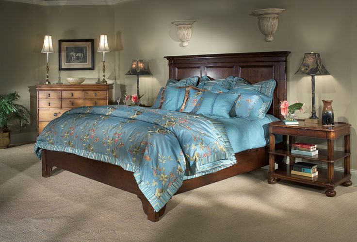 Woodbridge Bedrooms and Tables