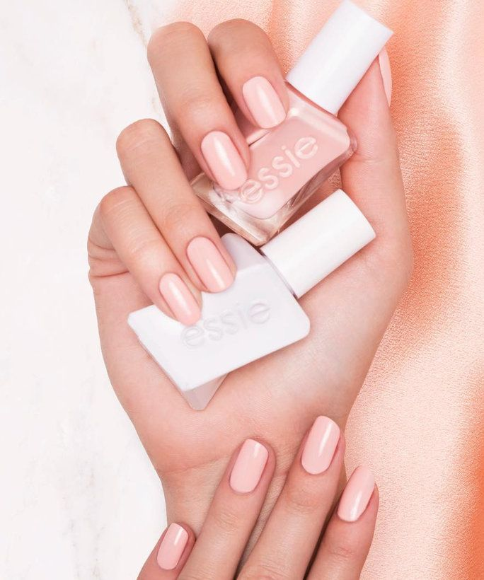 We Tried 3 New Gel-Hybrid Nail Polishes   from InStyle.com