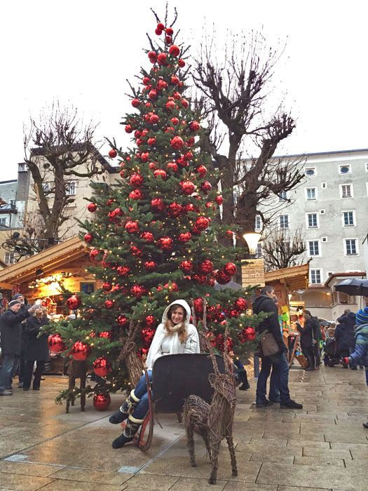 Salisburgo, mercatini: http://www.thegirlwiththesuitcase.com/2016/11/guida-mercatini-di-natale.html