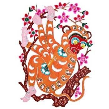 paper cut out patterns for kids of the chinese zodiac animals - Google Search
