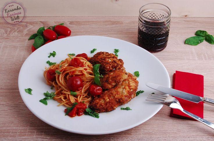 Rezept für Piccata Milanese