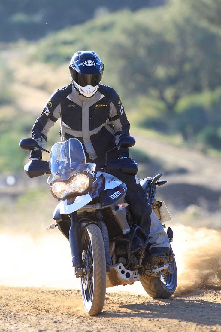 2015 Triumph Tiger 800 XCx & XRx | FIRST RIDE | Motorcyclist  http://www.motorcyclistonline.com/reviews/2015-triumph-motorcycle-tiger-first-ride-review