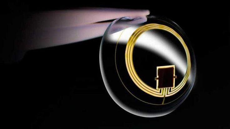Samsung patenta lentes de contacto inteligentes con cámara integrada