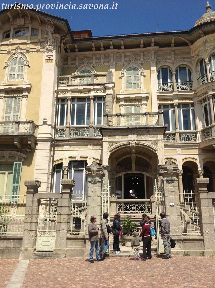 Museo dell'Arte Vetraria Altarese - Villa Rosa