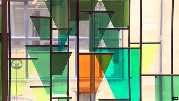 Reid building windows