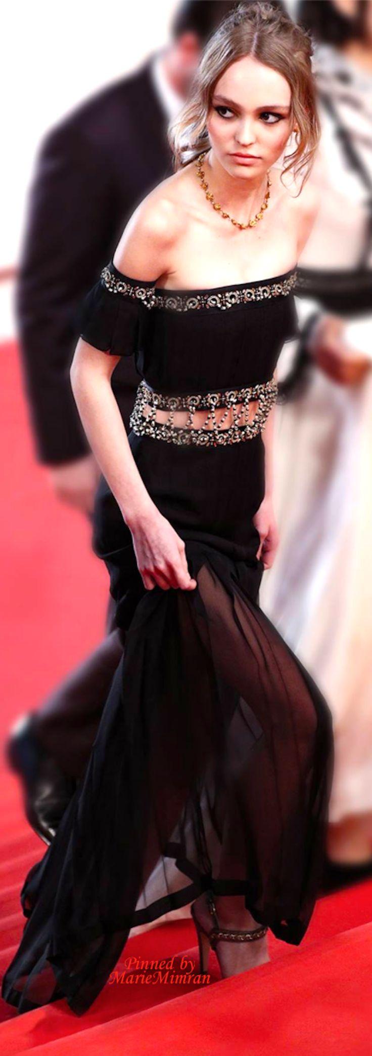 Lily-Rose Depp | Met Gala Style.