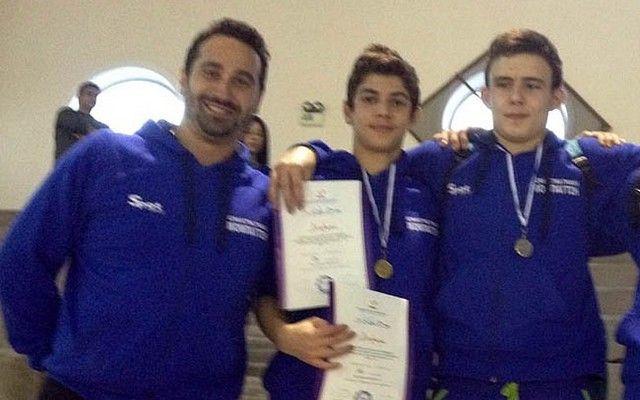 Δύο κολυμβητές του Νηρέα Βέροιας μεταγράφηκαν στον ΟΘΑΚ