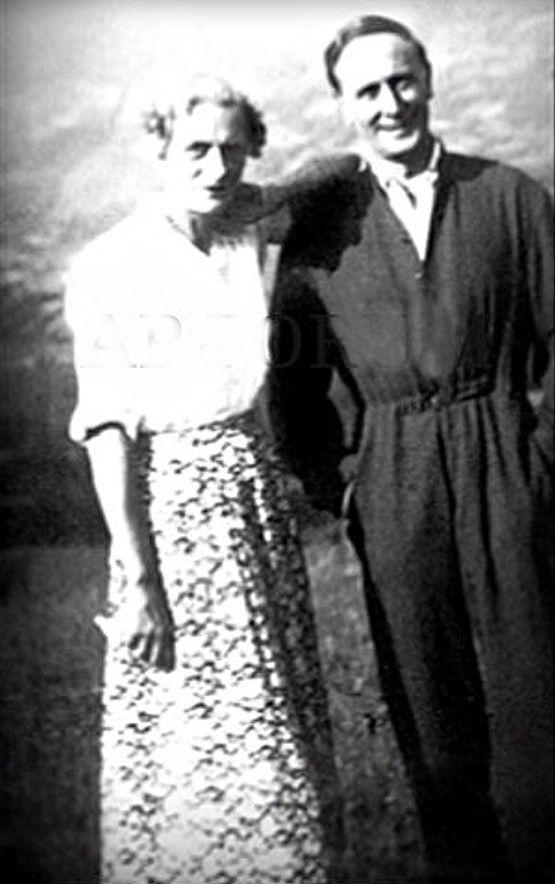 Irina & Felix
