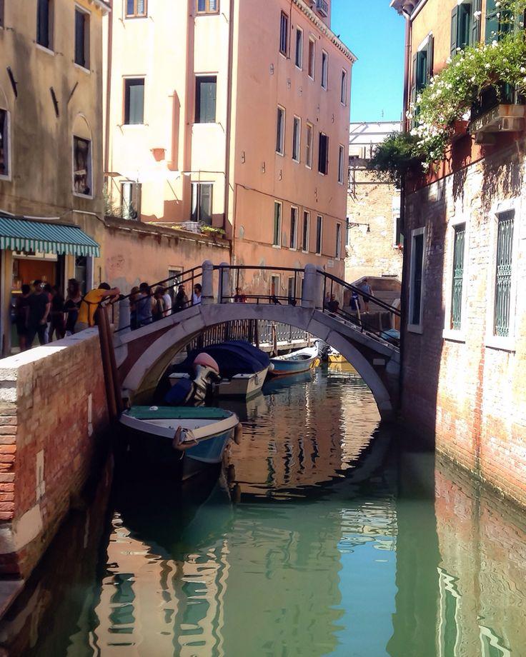 L'un des magnifiques ponds de Venise ✨