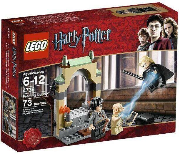Lego Harry Potter Freeing Dobby 4736 Shipping Included Harrypotter Harry Book Harry Potter Lego Sets Free Dobby Lego Harry Potter