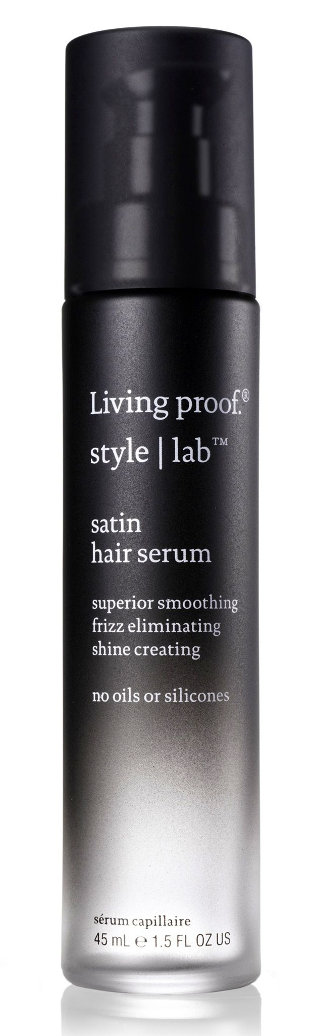 Living Proof Style Lab Satin Hair Serum: MIT scientists are behind this high-tech serum which gives gloss without the weight
