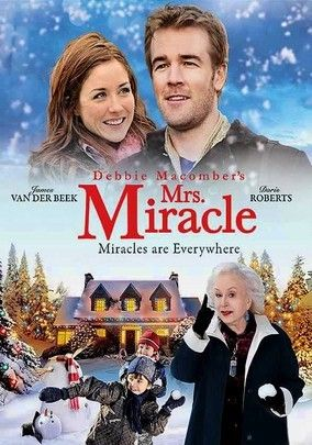 Mrs. Miracle (2009) his charming family film, based on Debbie Macomber's popular novel, tells the story of bereft widower Seth Webster, whose lively 6-year-old twins are taken in hand by a nanny they dub Mrs. Miracle. Could she be the Webster family's guardian angel? James Van Der Beek, Erin Karpluk, Doris Roberts...Holiday
