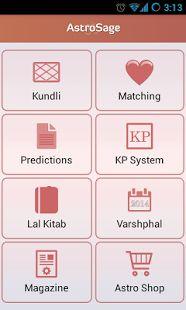 AstroSage Kundli : Astrology- screenshot thumbnail