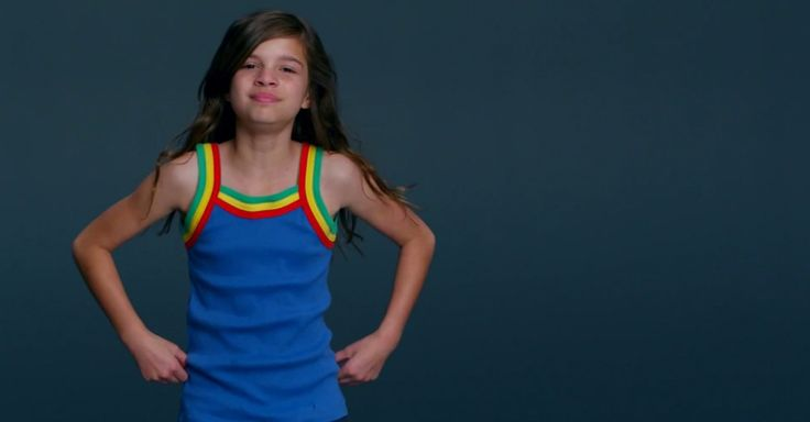 The power of young girls promoted in the likeagirl campaign by always
