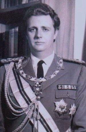Leka, Crown Prince of Albania