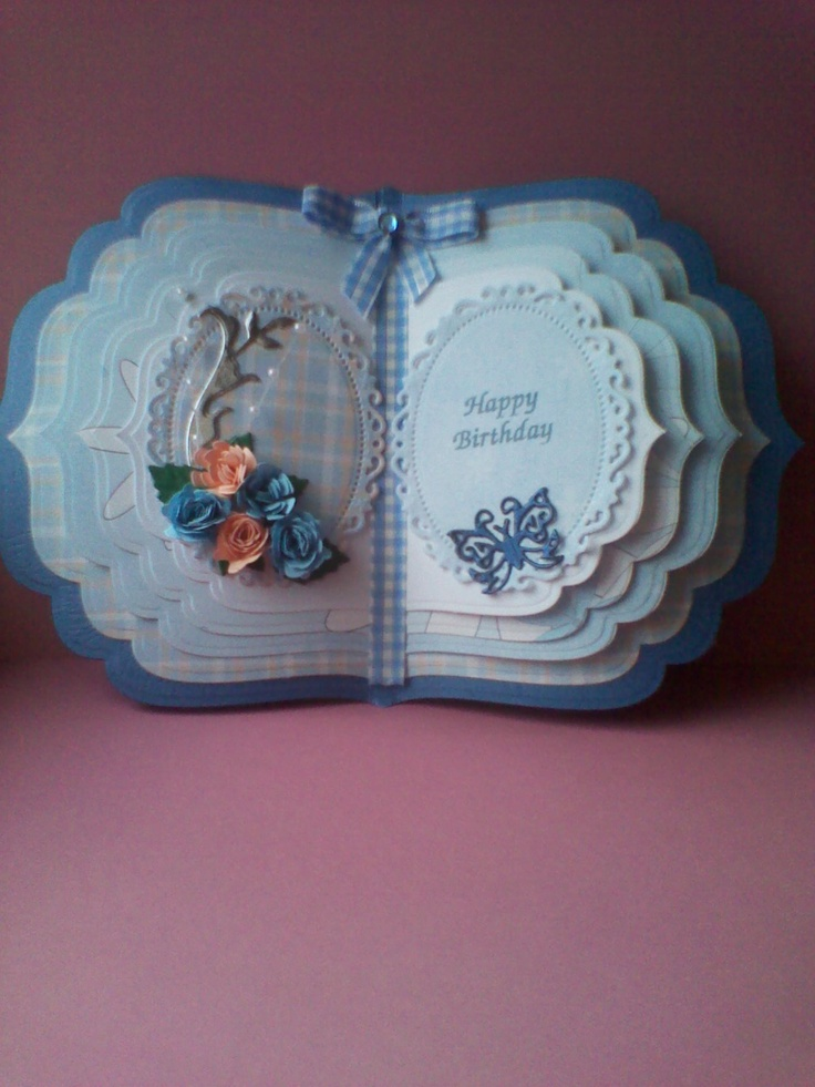 Books On Card Making Part - 36: Book Card