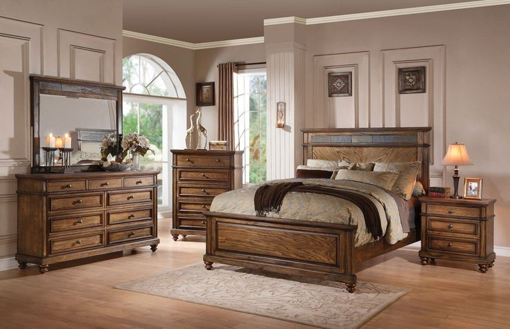 1000 ideas about queen bedroom sets on pinterest queen - Ashley wilkes bedroom collection ...