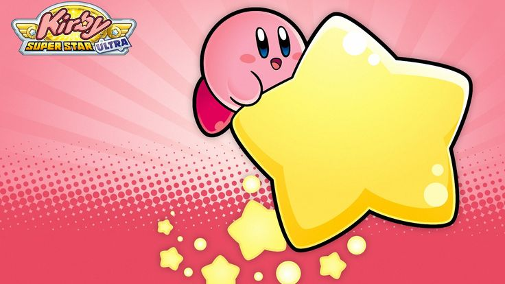Kirby Super Star Ultra DS